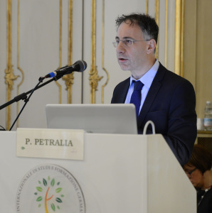 Paolo Petralia direttore Istituto Gaslini