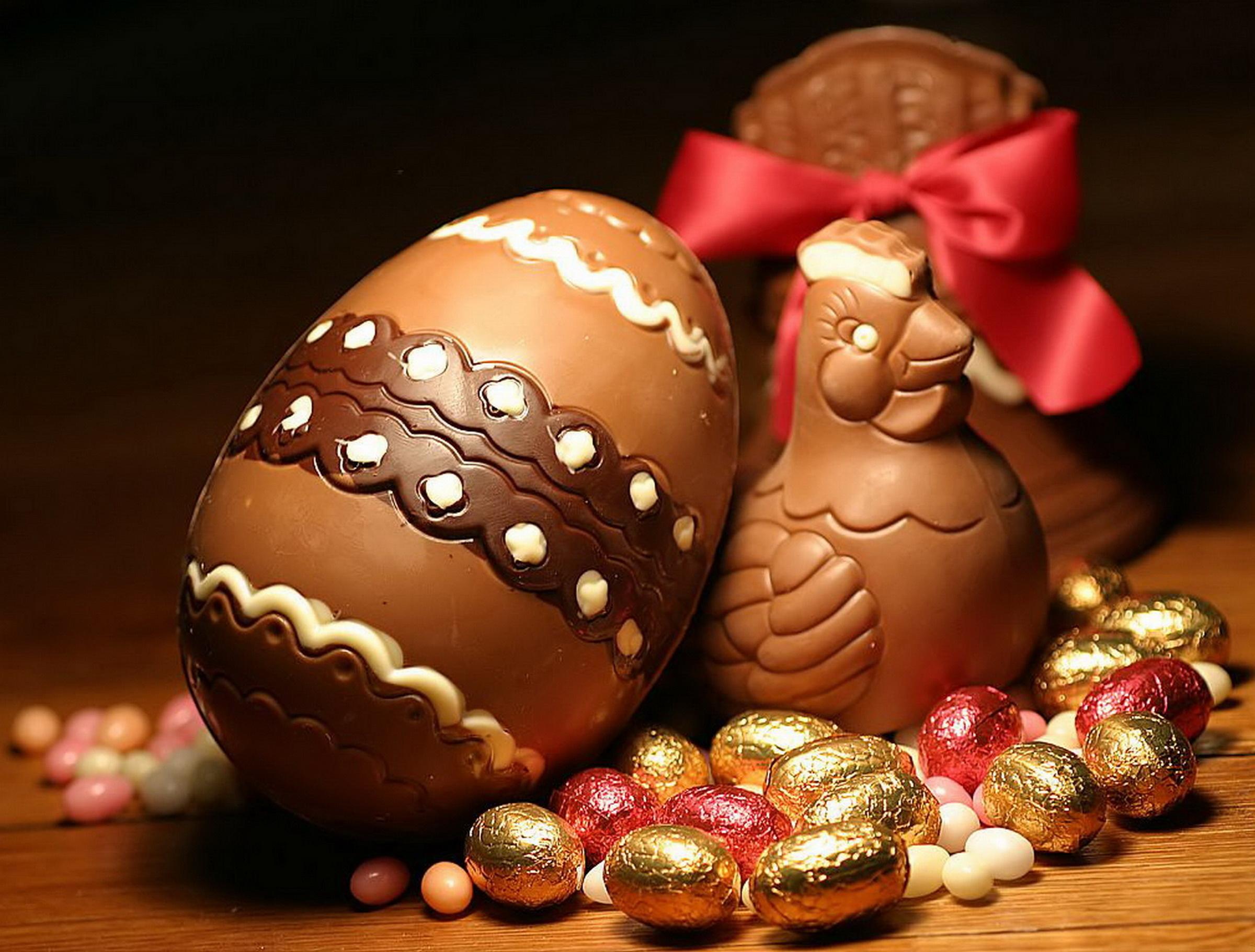 Colombe pasquali e uova di cioccolato, Confartigianto:
