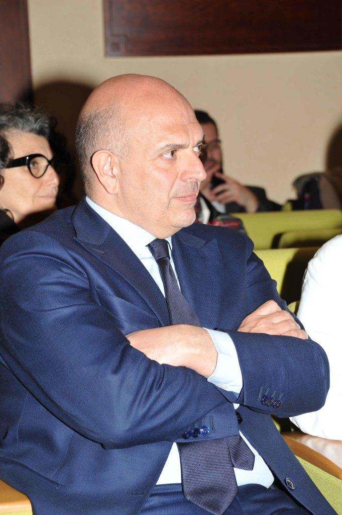 """Enrico Zampedri, Direttore del Policlinico """"A. Gemelli"""""""
