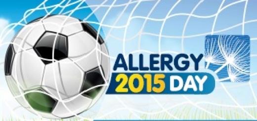 Striscione Allergy Day