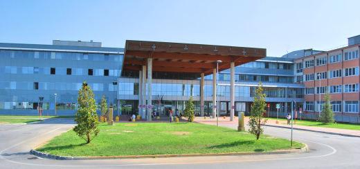 AOU Ferrara_ingresso1 esterno  Arcispedale S. Anna (3)