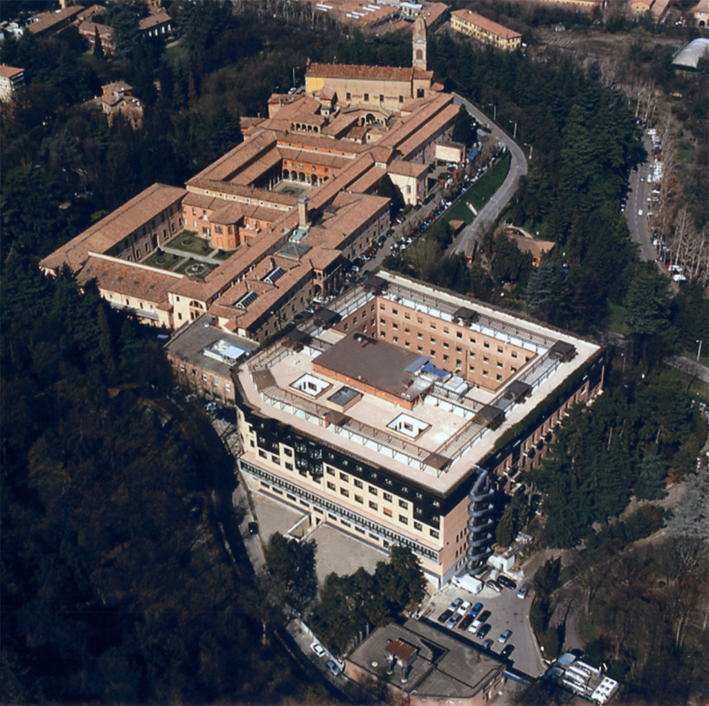 Ospedale Rizzoli panoramica