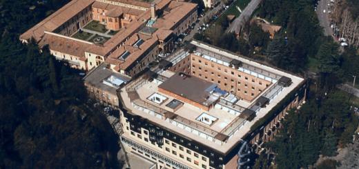 Ospedale Rizzoli panoramica