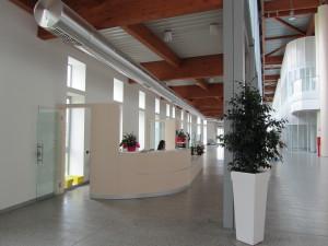 AOU Ferrara_accoglienza reception area ingresso pedonale pianoterra (3)