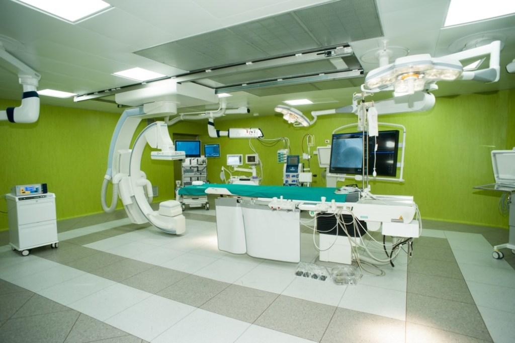 sala operatoria ibrida