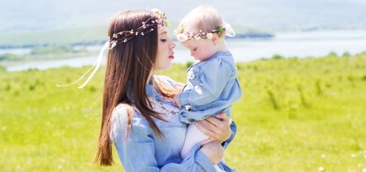 mamma-bambino-prato