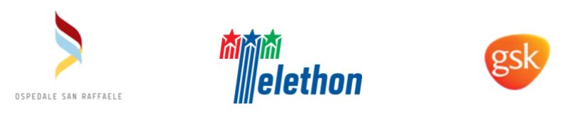 loghi-san-raffaele-telethon-gsk