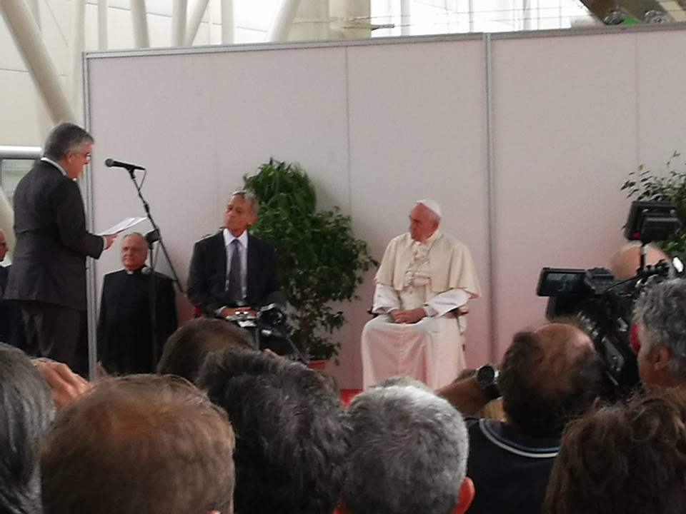 Roma, Papa Francesco interviene in chiusura del Congresso europeo di cardiologia