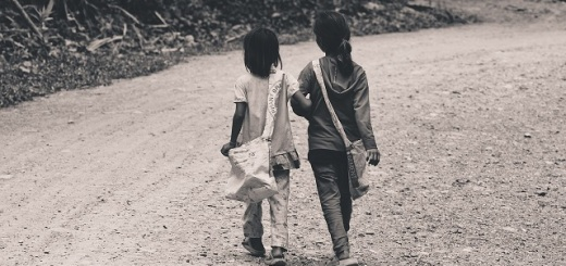 bambini-strada