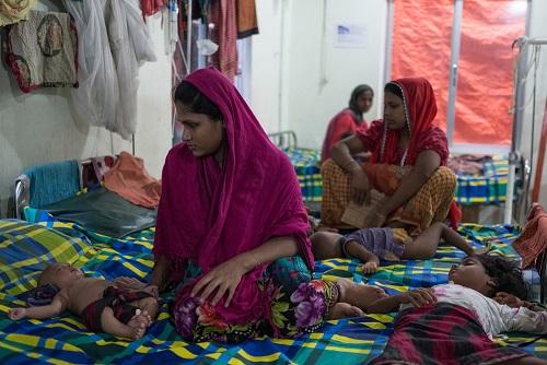 Myanmar, 6.700 Rohingya uccisi in un mese