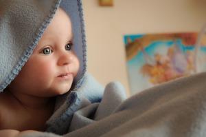 bambino-neonato-quadro