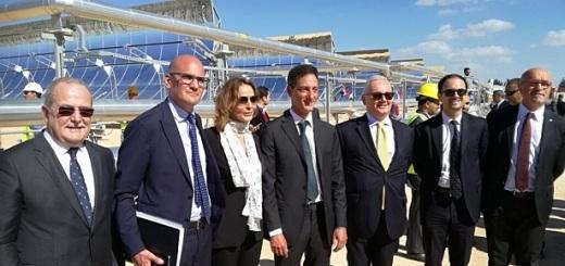 inaugurazione-impianto-solare-termodinamico-nord-africa-enea