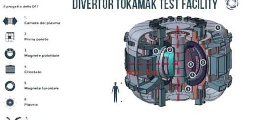 divertor-tokamak-test-facility