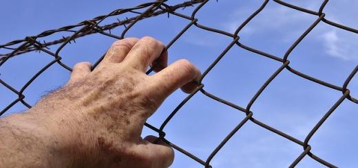 prigione-mano