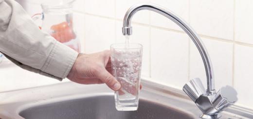 acqua-di-rubinetto