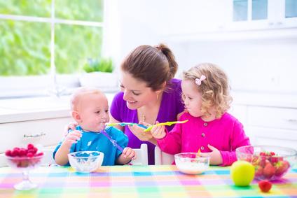 bambini-alimentazione