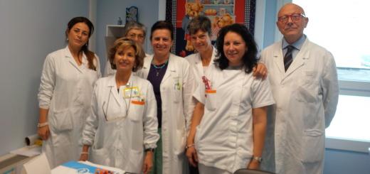 equipe di orl_prof. Pastore