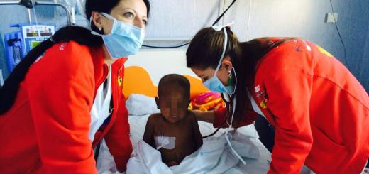 Bambino-venezuelano-operato