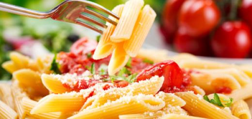 pasta-cibo