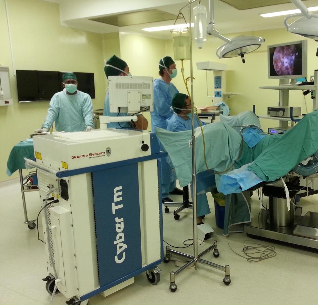 qual è lultima pae di chirurgia prostatica