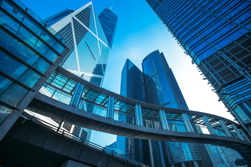 città-grattacieli