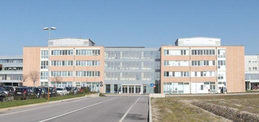 AOU Ferrara_ingresso1 Arcispedale S. Anna aula magna panoramica (2)