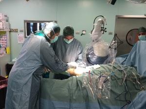 chirurgia robotica prostata arezzo e