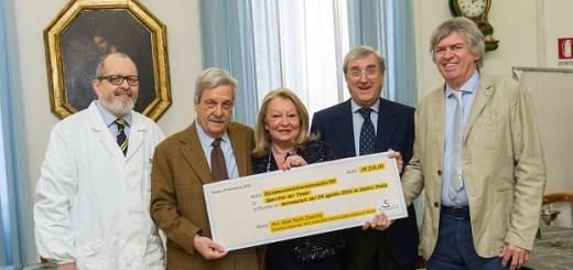 donazione-terremotati-citta-della-salute-torino