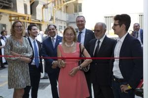 inaugurazione centro biofilm-milano