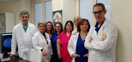 equipe-uo-radiodiagnostica-senologica-irccs-tumori-bari