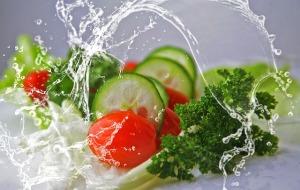 cibo-verdure-acqua