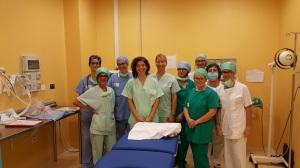 team-brachiterapia-ginecologica-aou-ferrara