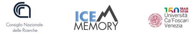 loghi-cnr-ice-memori-universita-ca-foscari