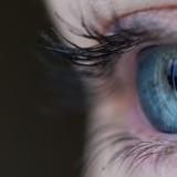 vista-occhio-blu