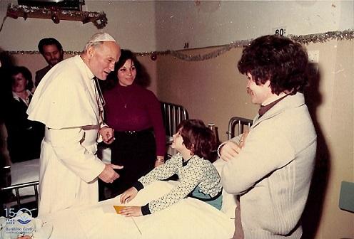 Ospedale Bambino Gesù compie 150 anni