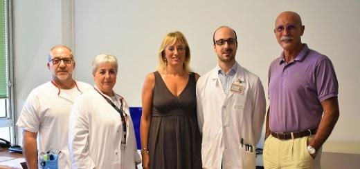 agostini-dg-e-staff-trasfusionale-osp-san-martino-genova