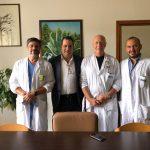Anomalia placentare in gravida pluricesarizzata, team multidisciplinare esegue intervento di successo a Palermo